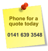 Call us on 0141 948 0061